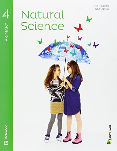 9788468029016: NATURAL SCIENCE + AUDIO 4 PRIMARY STUDENT'S BOOK - 9788468029016