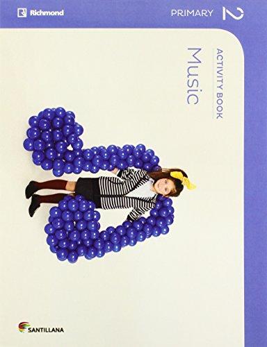 9788468029344: MUSIC 2 PRIMARY ACTIVITY BOOK - 9788468029344