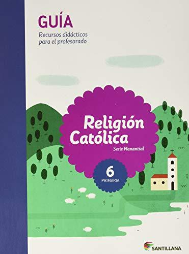 9788468029849: GUIA RELIGION 6 PRIMARIA SABER HACER - 9788468029849