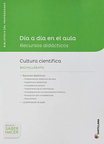 9788468031057: Día a día Cultura Científica 1 Bto - 9788468031057