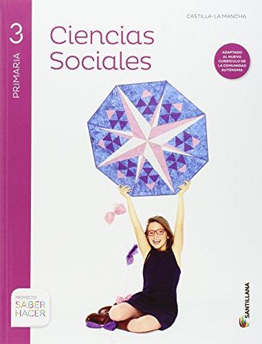9788468031842: CIENCIAS SOCIALES + ATLAS 3 PRIMARIA CASTILLA LA MANCHA - 9788468031842