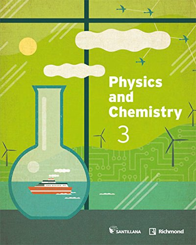 9788468042893: PHYSICS AND CHEMISTRY 3 ESO STUDENT'S BOOK