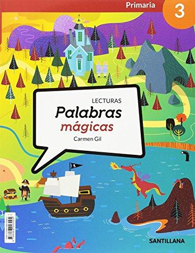 9788468043005: LECTURAS PALABRAS MAGICAS 3 PRIMARIA