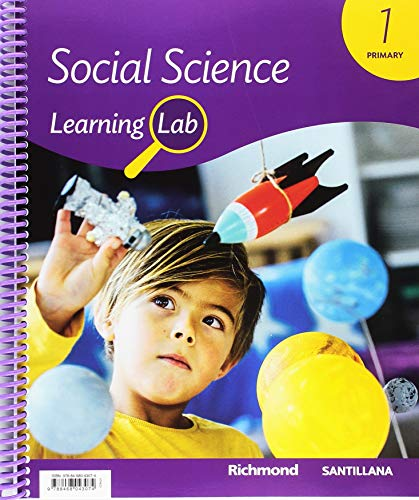 9788468043074: LEARNING LAB SOCIAL SCIENCE 1PRIMARIA