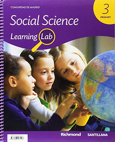9788468047126: LEARNING LAB SOCIAL SCIENCE MADRID 3 PRIMARY