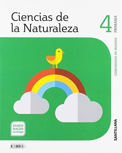 9788468049847: C.Naturales 4Prm SHContigo Madrid