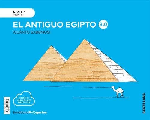 9788468058023: CUANTO SABEMOS NIVEL 1 EL ANTIGUO EGIPTO 3.0