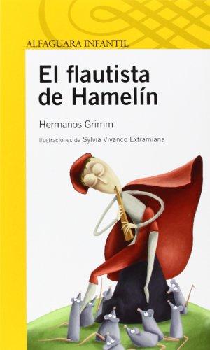 El flautista de Hamelín: Hermanos Grimm