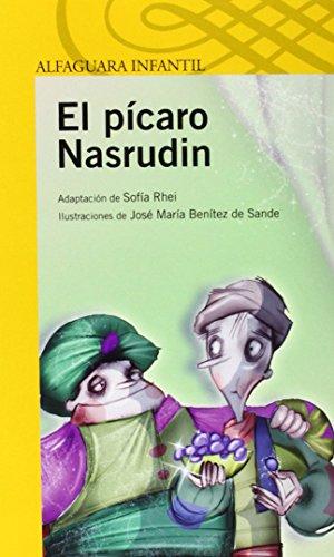 9788468087573: El pícaro Nasrudin