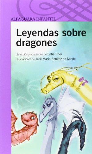 9788468087818: Leyendas sobre dragones (Infantil Morada Album)