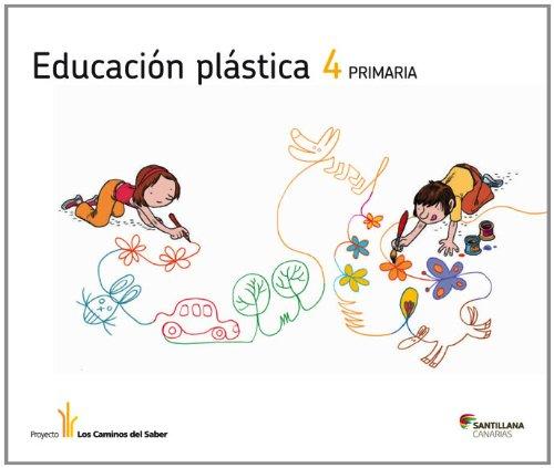 9788468090320: EDUCACION PLASTICA 4 PRIMARIA LOS CAMINOS DEL SAB
