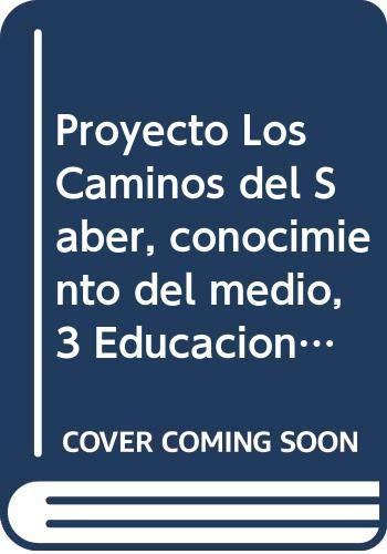 CONOCIMIENTO DEL MEDIO CANARIAS 3 PRIMARIA LOS: Varios autores