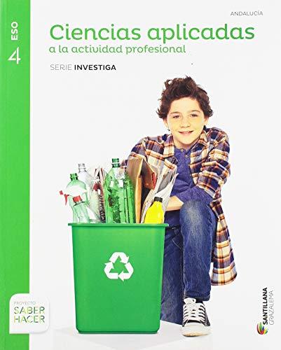 4ESO CIENCIAS APLICADAS ANDAL ED17 (Paperback)