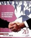 9788468101545: LA ENTREVISTA DE SELECCIÓN DE PERSONAL