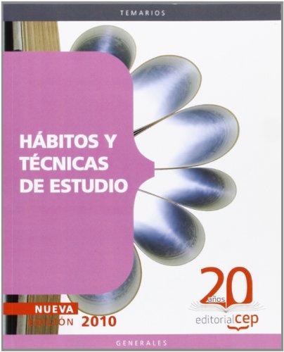 9788468101552: Hábitos y Técnicas de estudio (Colección 1414)