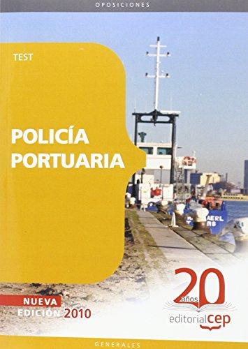 9788468103099: Policía Portuaria. Test (Colección 88)