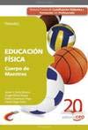 9788468103198: Cuerpo de Maestros. Educación Física. Temario (Colección 116)