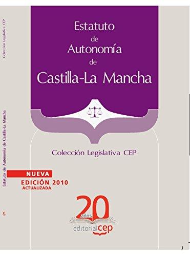 9788468105840: Estatuto de Autonomía de Castilla-La Mancha (Colección 588)