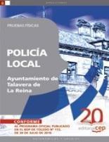 9788468106236: Policía Local Ayuntamiento de Talavera de La Reina. Pruebas Físicas (Colección 1549)