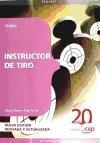 9788468110943: Instructor de tiro - teoria