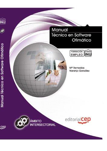 9788468111117: Manual Técnico en Software Ofimático. Formación para el Empleo