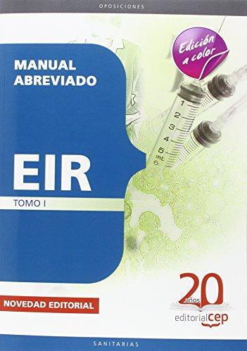 9788468111643: EIR Abreviado. Tomo I (Edición Color) (Colección 1273)