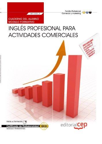 9788468114019: Cuaderno del Alumno Inglés profesional para Actividades comerciales (MF1002_2: Transversal). Certificados de Profesionalidad (Cp - Certificado Profesionalidad)