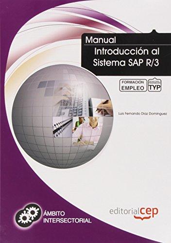 9788468120218: Manual Introducci�n al Sistema SAP R/3. Formaci�n para el Empleo