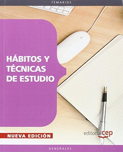 9788468125503: Hábitos y Técnicas de estudio (Colección 1414)