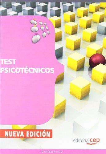 9788468125527: Test Psicotécnicos (Colección 49)