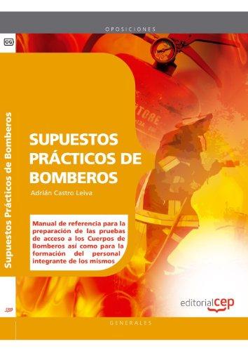 9788468125923: Supuestos Prácticos de Bomberos (Colección 67)