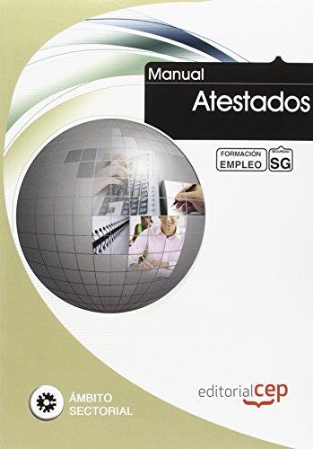 9788468126661: Manual Atestados. Formación para el empleo
