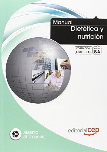 9788468129488: Manual Dietética y nutrición. Formación para el empleo (Formacion Empleo Sectorial)