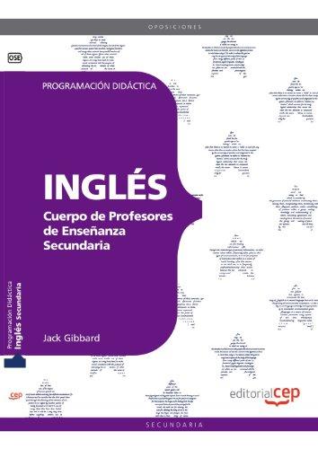 9788468143002: Cuerpo de profesores de enseñanza secundaria. Inglés. Programación didáctica