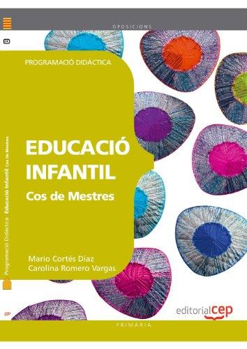 9788468143088: Cos de Mestres. Educació Infantil. Programació Didàctica
