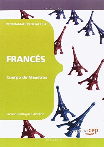 9788468143361: Cuerpo de Maestros. Francés. Programación Didáctica