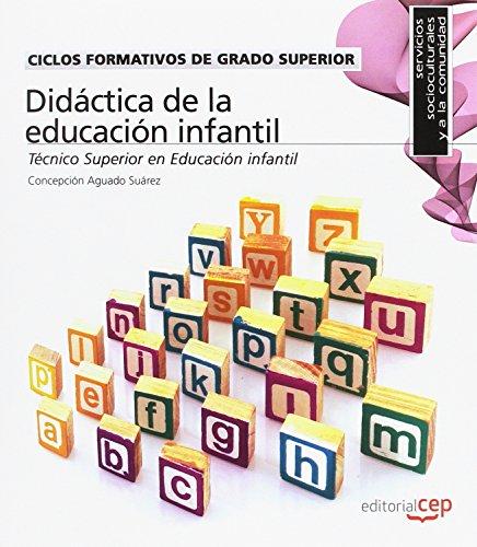 9788468144030: Didáctica de la Educación Infantil. Ciclos Formativos de Grado Superior. Técnico Superior en Educación Infantil