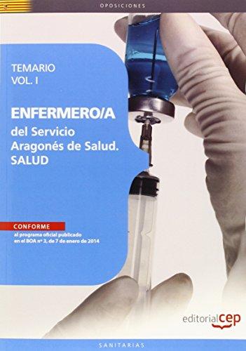 9788468151601: Enfermero/a del Servicio Aragonés de Salud. SALUD. Temario. Vol.I: 4