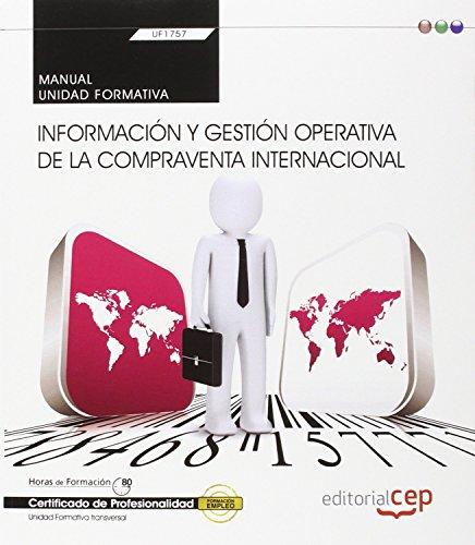 MANUAL. INFORMACIÓN Y GESTIÓN OPERATIVA DE LA: VARIOS AUTORES.