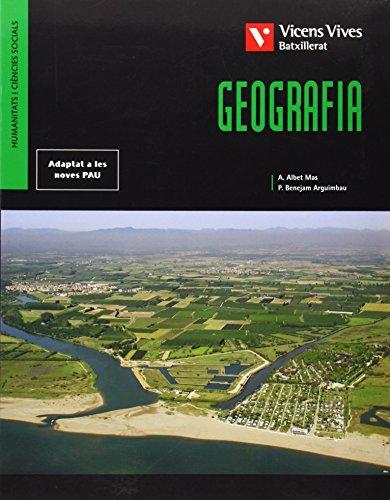 9788468200040: Geografia. Adaptat A Les Noves Pau - 9788468200040