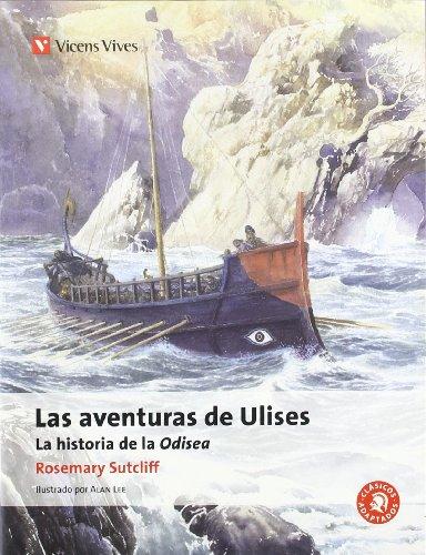 9788468200507: Las aventuras de Ulises. Auxiliar ESO: La Historia De La Odisea de Homero (Clásicos Adaptados) - 9788468200507