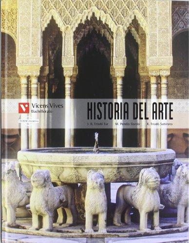 11).HISTORIA DEL ARTE 2º.BACH.(+CD): TRIADO