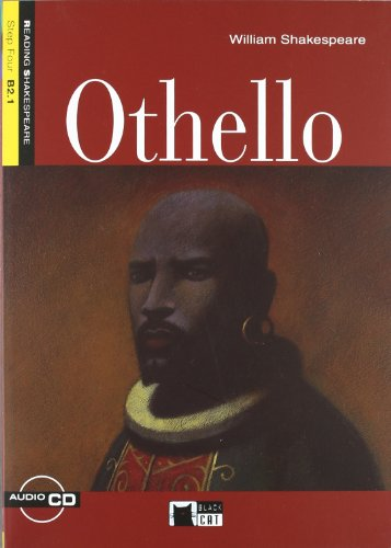 9788468200767: Othello. Collection Black Cat. Material Auxiliar (Black Cat. reading And Training)