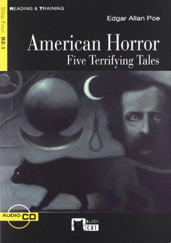 American Horror. Five Terrifying Tales: Edgar Allan Poe