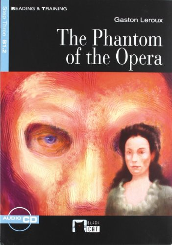 9788468200781: The Phantom Of The Opera+cd N/e (Black Cat. reading And Training)