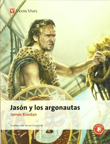 Jasón y los Argonautas: James Riordan