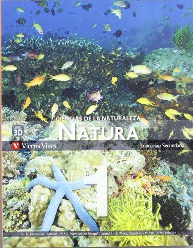 9788468201160: Nuevo Natura 1 (ed. 2011) - 9788468201160