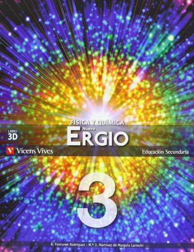 9788468201252: Nuevo Ergio 3 - 9788468201252