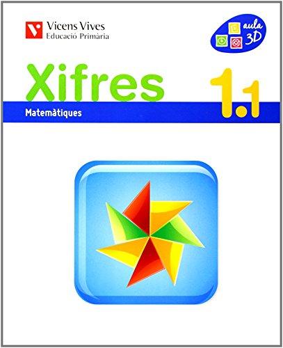 9788468201443: Xifres 1 (1.1-1.2-1.3)