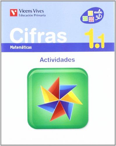 9788468201597: Cifras 1 Actividades (1.1-1.2-1.3)